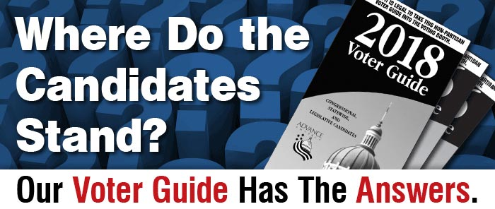 Where Do the Candidates Stand? Our Voter Guide Has The Answers