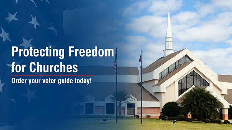 Protecting Freedom for Churches