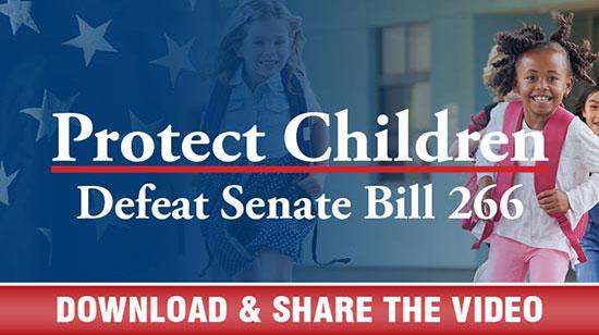 Legislative Alert - SB 266