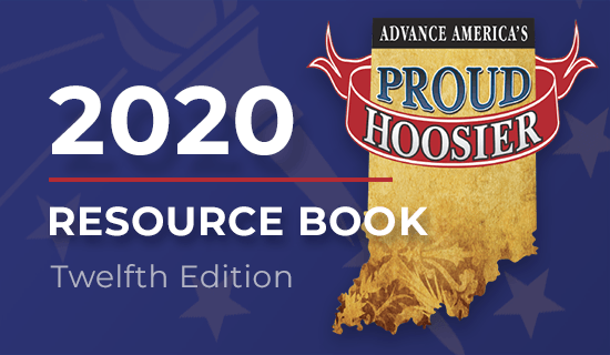 Proud Hoosier Resource Book