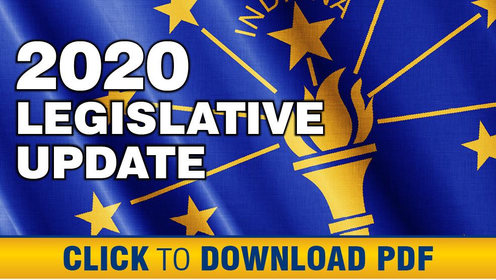2020 Legislative Update - PDF